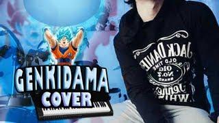 Dragon Ball Z - Genkidama (Theme Cover)