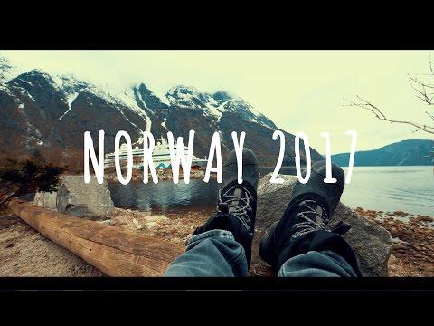 TRIP TO NORWAY 2017 4K   AIDA VITA Selection cruise