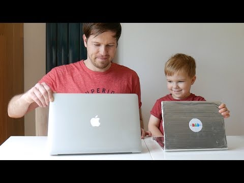 How To Make A Laptop For Kids