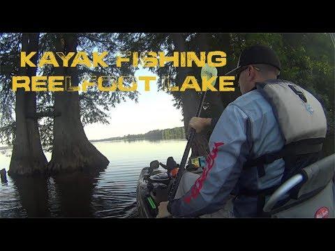 Kayak Fishing - Reelfoot Lake