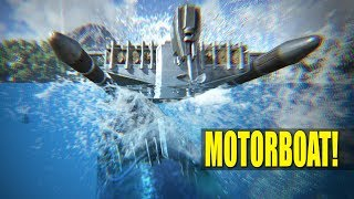 Light Aircraft Carrier Tutorial, Deadly PvP motorboat - Ark