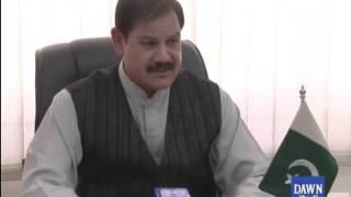 Mushtaq Ghani talks with DawnNews