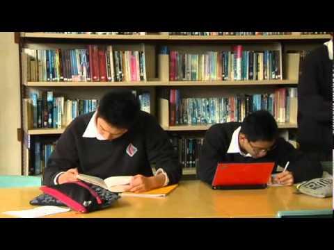 School A to Z -  Writing essays