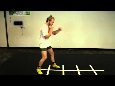 foot work drills for the beginner boxer