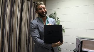SPOILER ALERT: Zack Ryder unboxes the debut WWE Slam Crate from Loot Crate