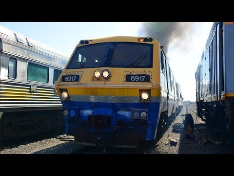 LRC Reborn - The Awakening of LRC Locomotive #6917