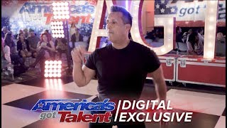 AGT Auditions Took Over Los Angeles - America
