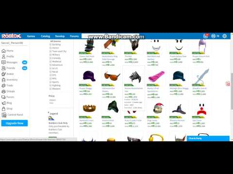 HOW TO SELL ITEMS ON ROBLOX (BC, TBC, OBC)