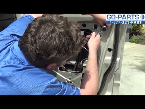 Replace 2001-2005 ford explorer door handle exterior,How to Change Install 2002 2003 2004