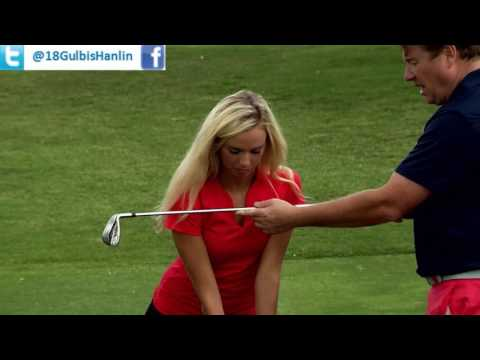 Swing Clinic - Easier Chip Shots with Jimmy Hanlin & Elise Lobb