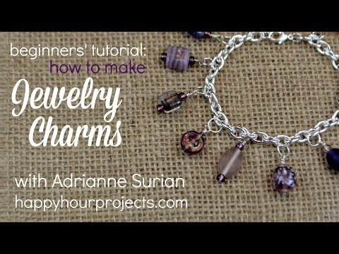 How to Make Jewelry Charms