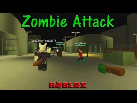 Roblox - Zombie Attack - HD