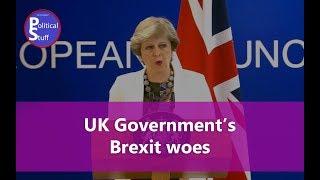 Brexit negotiations update 5th Dec