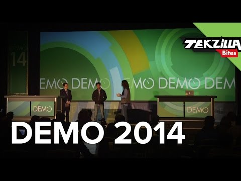The Coolest Stuff at DEMO 2014!