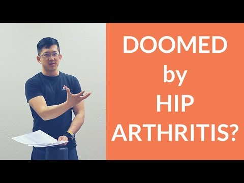 Can you get better if you have pain from hip arthritis (osteoarthritis)?