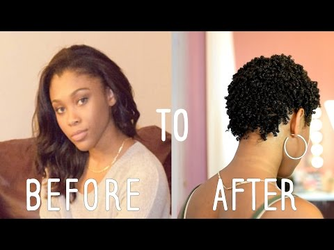 Curly Hair Tips | Big Chop and Beyond