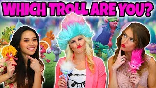 WHICH TROLL ARE YOU? TOTALLY TV