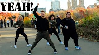 Yeah! - Usher | Whitney Thore x The Fitness Marshall | Dance Workout