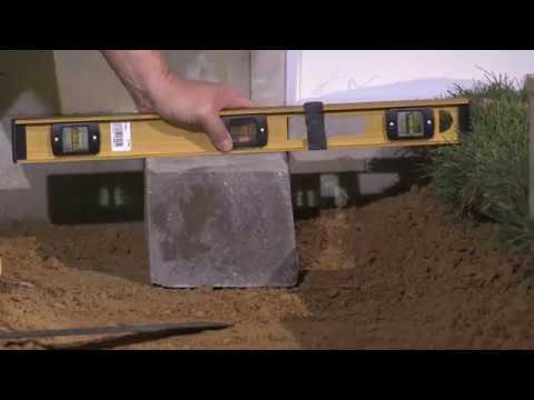Cómo Instalar un Muro de Retención Capa Base con Base Block