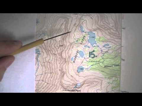 Recognizing Geologic Features: Mount Jackson Quadrangle