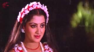Chandamama Gandhamanduko Video Song || Merupu Dadi Movie || Suman, Sumalatha || MovieTime Cinema