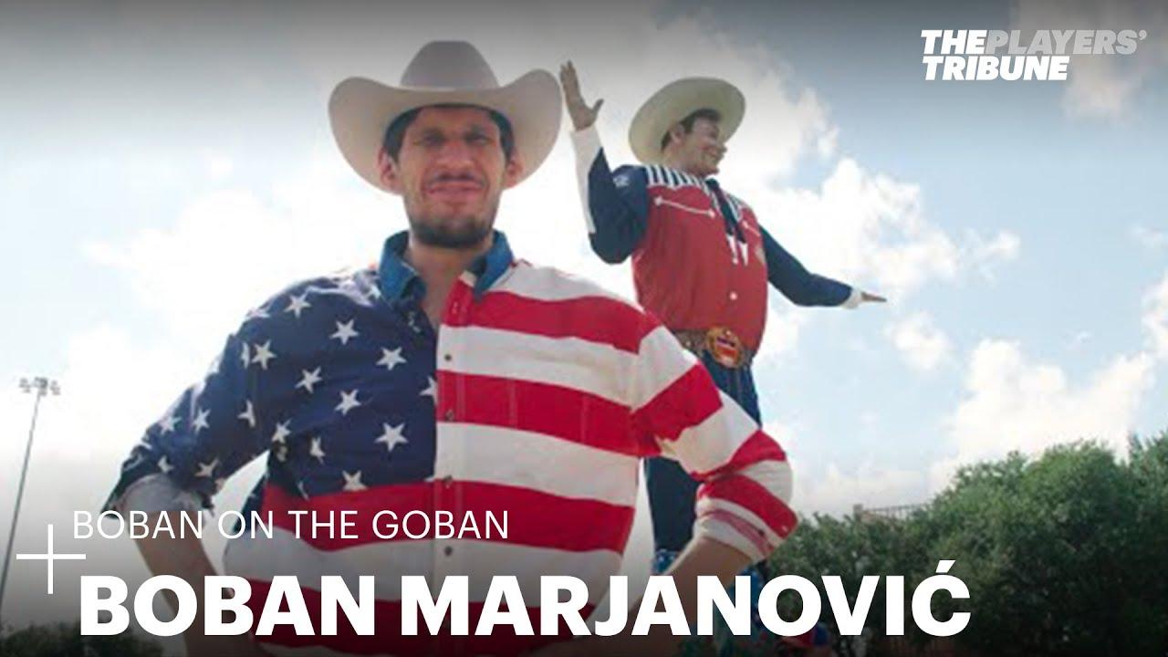 Boban Marjanović Visits State Fair of Texas   Boban on the Goban Ep. 1   Players' Tribune