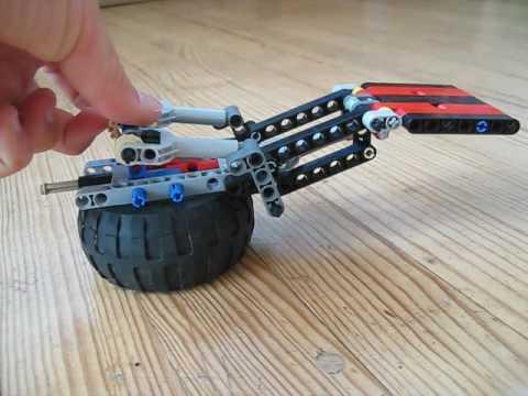Lego Technic Tailgate Lift