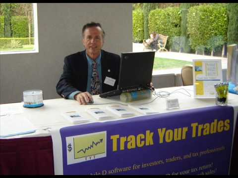 Track Your Trades -- generate IRS Schedule D for your tax return