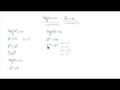 Logarithms  - How to Calculate Logarithms by Hand - Tutorial 2