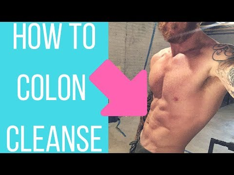2 Simple Methods For Cleansing Your COLON