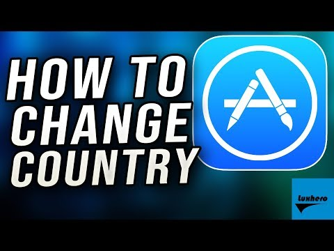 How to Change Country in the iOS App Store