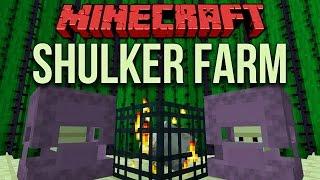minecraft shulker farm no spawner Videos - 9tube tv