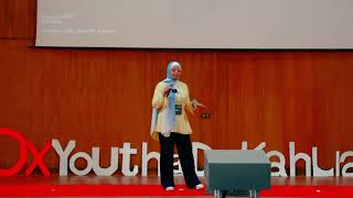 Spiders and reptiles are true friends    Sara El-Rayani   TEDxYouth@DakahliaSTEM