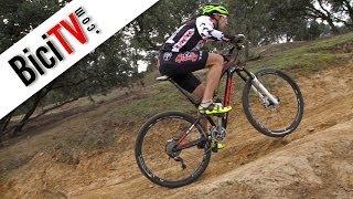 Ascenso en bici. Curso de conducción de bicicleta #4