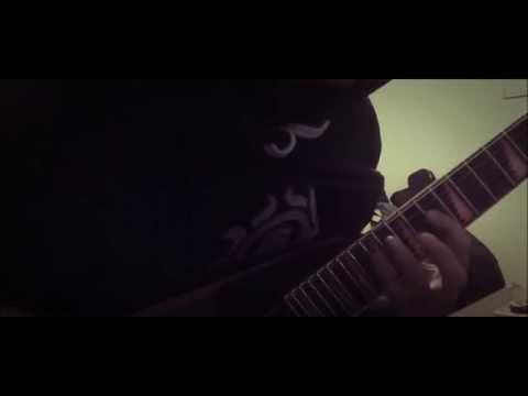 Children of bodom - Dead Man Hands On You : First part Solo cover