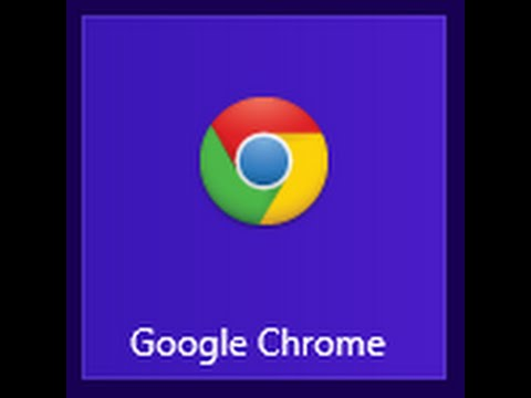 How to set Google Chrome as the default browser in Windows 8 and 8.1