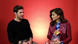 We Got Zac Efron And Zendaya To Interview Each Other Buzzfeed Uk