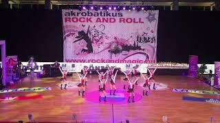 ACRO DANCE SE - FIREROCK 2018.11.25.