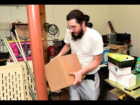 Evicted 30-year-old Michael Rotondo moves out of parents' house