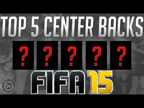 Top 5 Best Defenders (CB) Affordable in FIFA 15 Ultimate Team (FUT) - Guide to the Best Cheap Squad