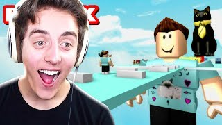 MY OWN DENIS ROBLOX GAME!!