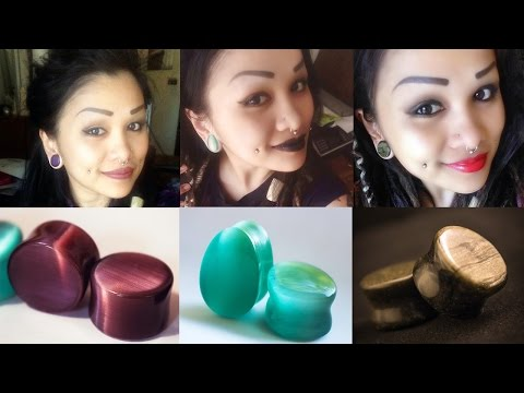 STONE PLUGS HAUL + GIFT CARD GIVEAWAY  [CLOSED]