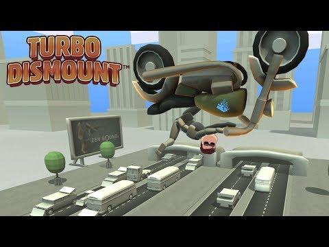 Turbo Dismount - Birthday
