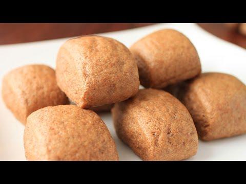 Whole Wheat Mantou / Chinese Food Recipe /全麦馒头