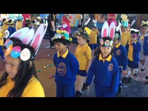 Easter Hat Parade K-2 2017