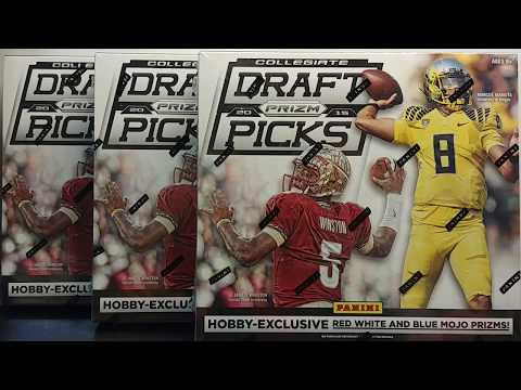 Group break announcement: 3 hobby boxes of 2015 Prizm Draft Picks Football (Pick your NFL teams)