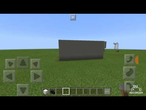 👉how to make a CCTV camera in Minecraft pe no mods and add-on