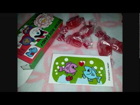 Botan Rice Candy - What Are YOU Eating?! #3