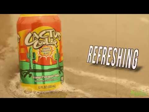 Cactus cooler Student Commerical