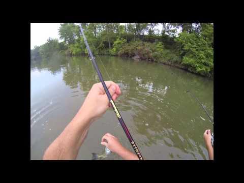 White River Fishing September 2nd 2013